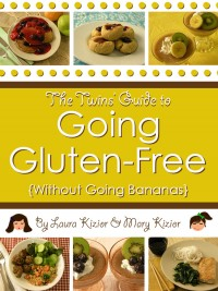 Subscribe to receive free updates and a free ebook! Get your free copy of The Twins' Guide to Going Gluten-Free {without going bananas}